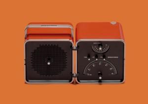 Brionvega radiocube