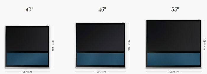 bang olufsen beovision 11 46 incl beoremote 1 ex demo webshop. Black Bedroom Furniture Sets. Home Design Ideas