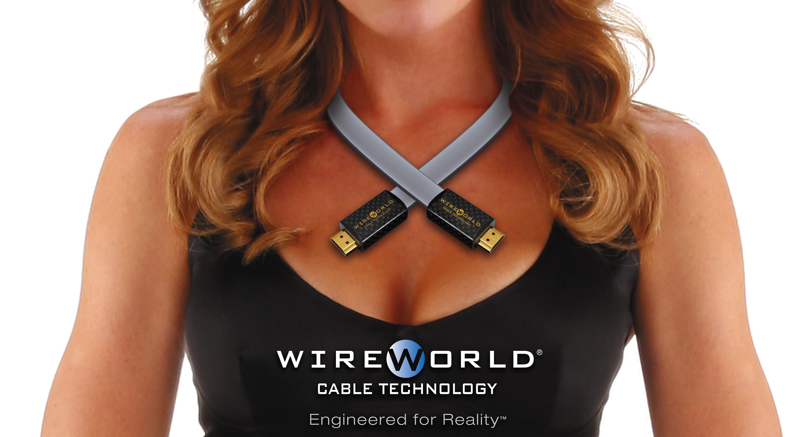 Wireworld hdmi necklace